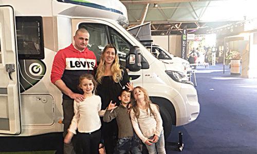 Un instant de vie : projet familial en camping-car