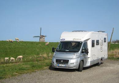 la hollande en camping-car : les conseils avant de partir