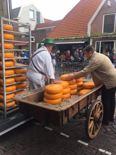 Visite de Alkmaar