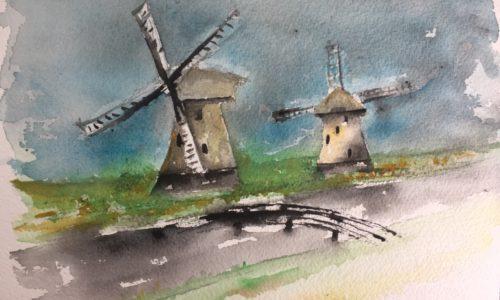 les 3 moulins de Max