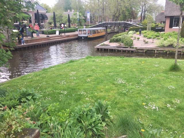 le village ancien de Giethoorn