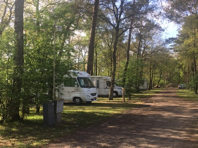 camping de zanding