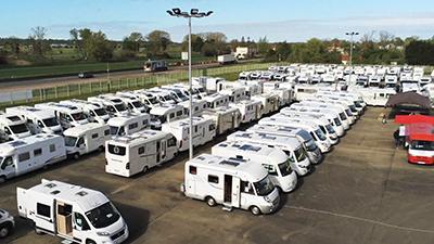 Salon du Camping-car, loisirs et caravaning à St-Dizier : exposition
