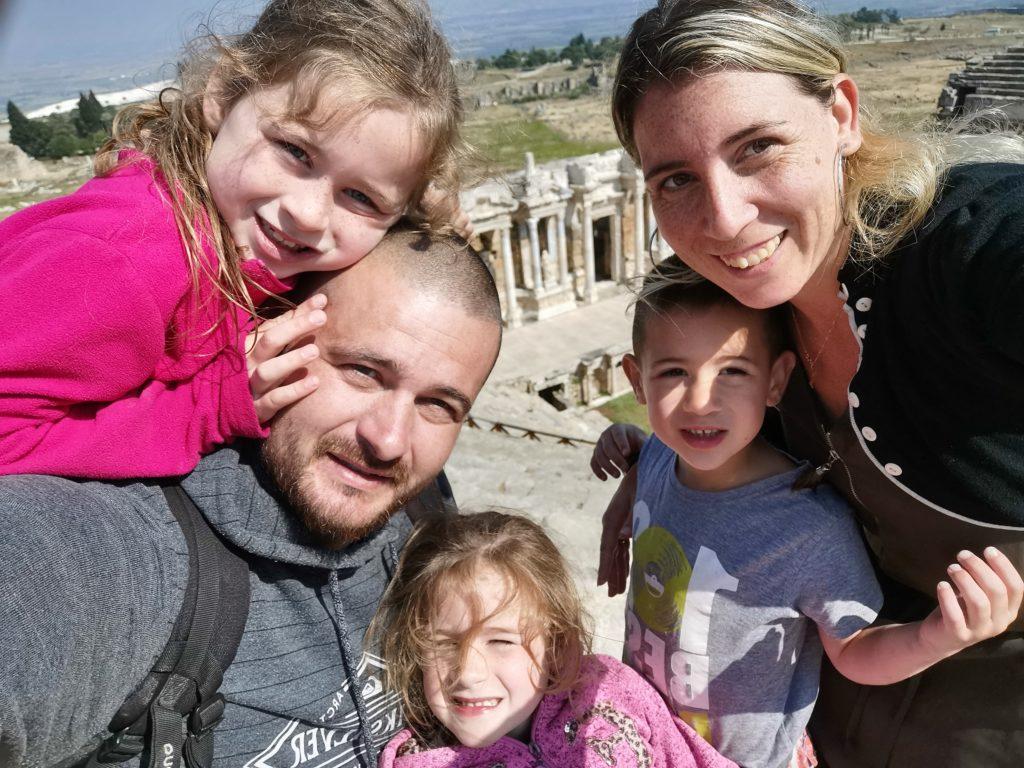 La famille en Turquie - Un instant de vie