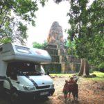 Le camping-car d'un instant de vie