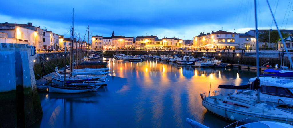 La Charente-Maritime et l'île de Ré