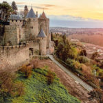 les châteaux cathares en camping-car