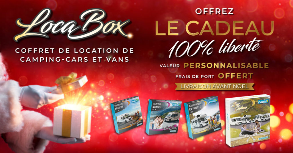 LOCABOX, le cadeau 100% original