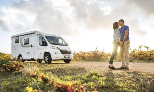 Le camping-car, le mode de voyage prisé des retraités