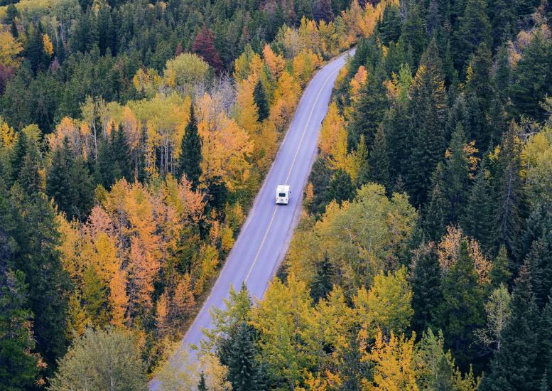 Déconfinement : Les 7 meilleures destinations en camping-car