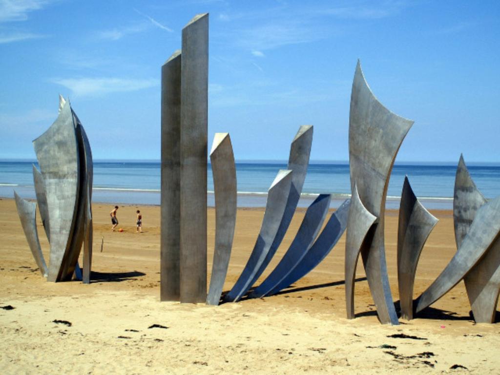Omaha Beach et le débarquement du 6 juin 1944