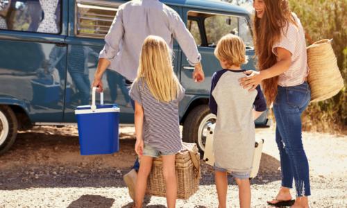 Voyage en van en famille : mode d'emploi