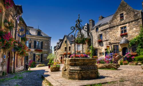 Parcourir la Bretagne en camping-car