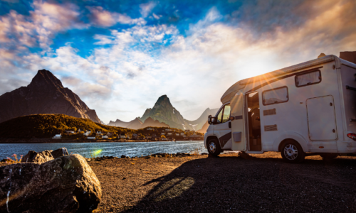 Douche, WC, lavabo : quels sanitaires à bord d'un camping-car ?